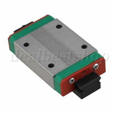 Extension Guide Rail Sliding Block MGN12H for Precise Measure Equipment