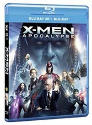 X-Men - Apocalisse (Blu-Ray 3D + Blu-Ray Disc)