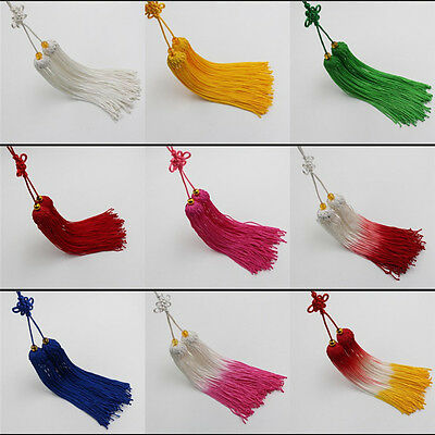 1 PC Chinese Kung Fu Tai Chi Wushu Martial Art Show Exercise Sword Tassels Gift