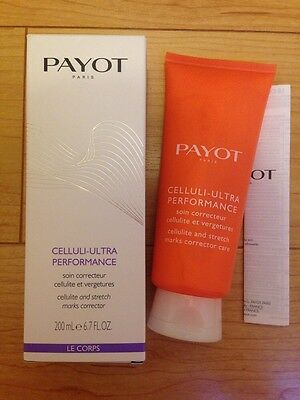 PAYOT Celluli-Ultra Performance Cellulite And Stretch Marks Corrector 200ml #uk1