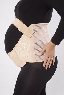 Maternity Pregnancy Belt Belly support Belly wrap Abdominal Back support Size S