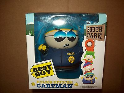 south park toy officer police cartman cop mezco best buy exclusive