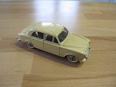 DINKY TOYS n°521 - ORIGINALE Dinky Toys PEUGEOT 403 jaune paille