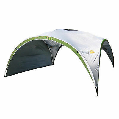 Coleman Deluxe Event 14 Shade tent canopy boating beach gazebo