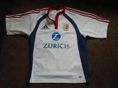 British Lions Rugby Shirt  New Zealand 2005 Small