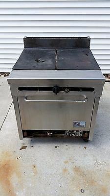 Southbend Convection Gas Oven With Hot Top