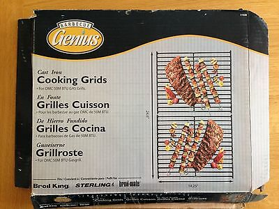 Replacement Barbecue Gas Grill Porcelain Wire Cooking Grids