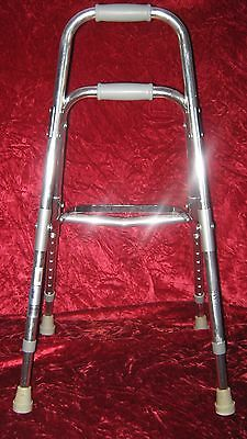 Bariatric Side Walker 500 lbs Capacity by Drive Medical 10240-1 (10242)