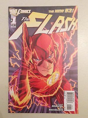 The Flash # 1 (New 52). NM