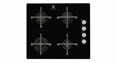 ELECTROLUX EGT 16142NK Built-in Black Glass Kitchen Gas Hob Brand New !!!
