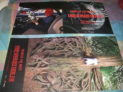THE MARS VOLTA-(frances the mute)-12X24 POSTER-2 SIDED-MINT-RARE