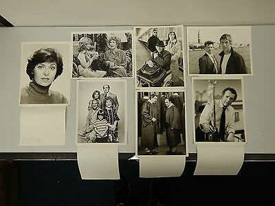 Vintage Television Photos Collection 1970s-1980s (ABC & CBS)