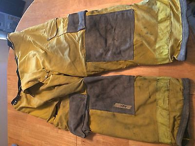 Janesville Firefighter Pants Turnout Bunker Fire Gear Size 46R Item 5