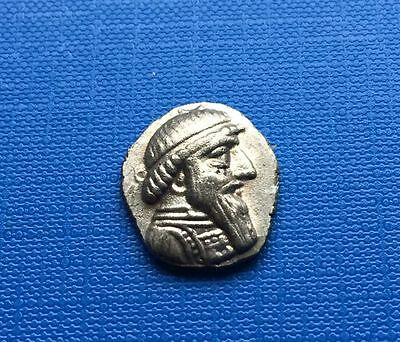 Kings of Persis.Autophradates (Vadfradad)III Early 1st century BC.AR drachm 3.6g