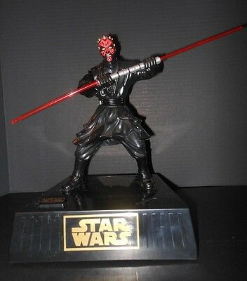 Star Wars Episode 1 Darth Maul Electronic Interactive Talking Coin Bank