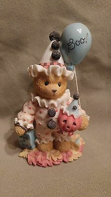 "Cherished Teddies NATALIE ""You make me smile from ear to ear"" 1999 Reg# 9R2/176"