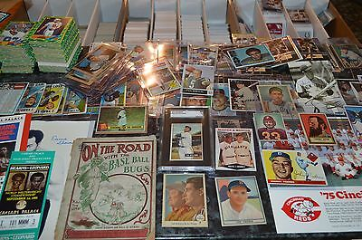 Large High Dollar Sports Card Collection!! Around 5,000 Cards & Collectibles!!