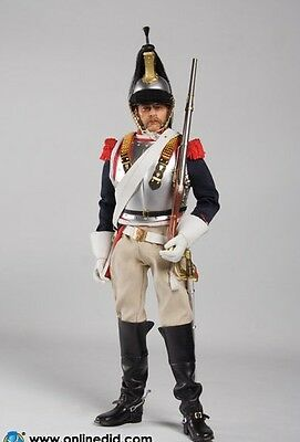 DID N80059 napoleonic series Eric french 1/6 scale doll rare collectable figure