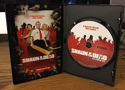 Shaun Of The Dead Movie Press Kit