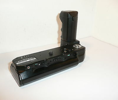 PENTAX WINDER ME for the PENTAX ME , HARD TO FIND ,WORKS but BATTERY COVER LOOSE