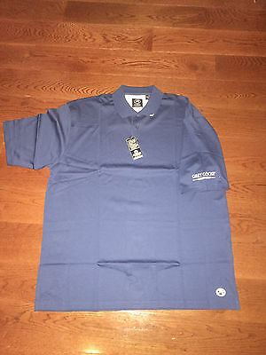 Brand New Grey Goose Collection Ahead Authentics Apparel Golf Shirt Size Xxl