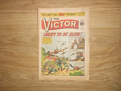 VINTAGE VICTOR COMIC AUGUST 16th 1969 No 443
