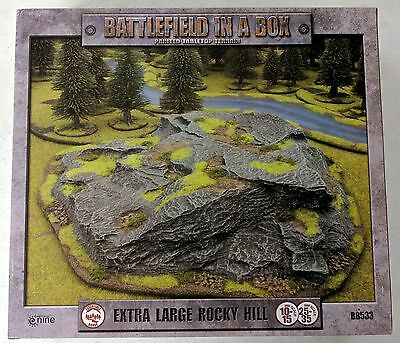 Battlefield in a Box Extra Large Rocky Hill