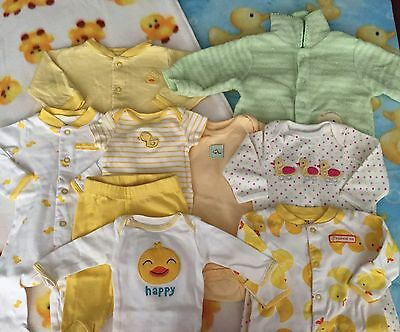 Newborn / 0-3 Months Duck Set Package