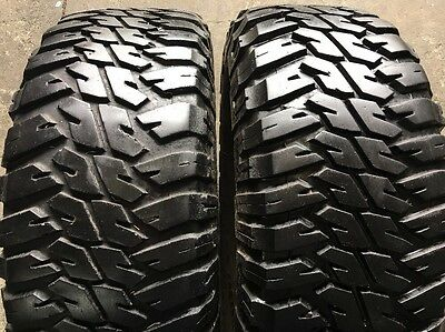 2 x 305 70 16 Goodyear Wrangler Mt % 75  Tread . Fitting Available, Freight