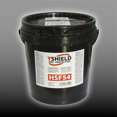 YSHIELD Radiation Shielding Paint - HSF54 / 5 Litre