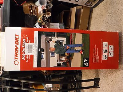 Troy Bilt TBLE Curved Handled Edger Add On Attachment