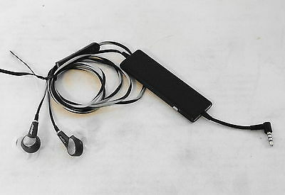 Bose QC20i QuietComfort 20 Acoustic Noise Cancelling In-Ear Headphones USED READ