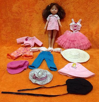 Rare CLASSMATES Be Yourself Berenguer Doll with Extra Clothes