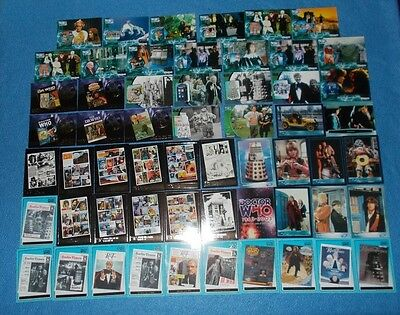 Trading Cards Doctor Who Promotional And Foil Cards - Choose Individual Card