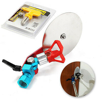 Universal Spray Guide Accessory Tool For  Paint Sprayer 7/8''