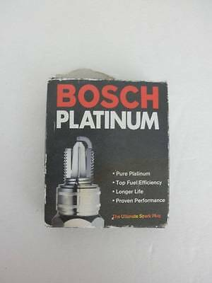 Bosch Platinum Spark Plugs 4219 Lot of 4 New in Box WR8DPX