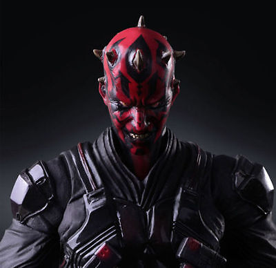 Star Wars Variant Play Arts Kai Darth Maul Statue Action Figure Toy Doll 26CM
