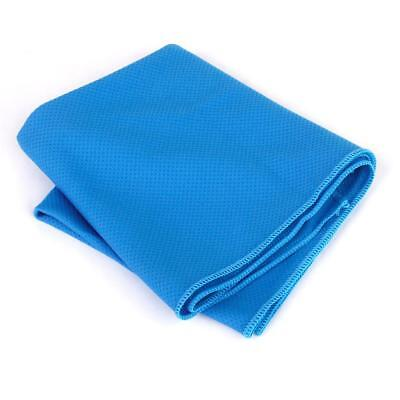 Instant Ice Cold Cool Cooling Towel Golf Cycling Jogging Gym Sports Outdoor