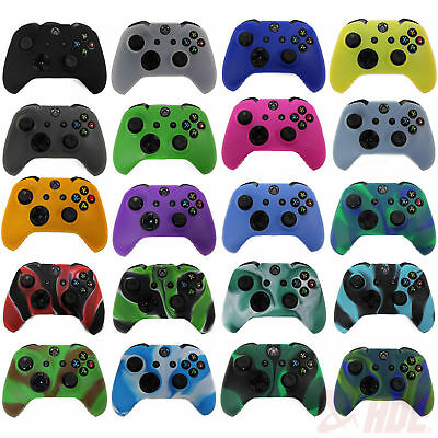 Silicone Gel Rubber Controller Skin Grip Protective Cover for Microsoft Xbox One