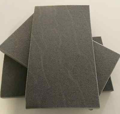 Acoustic Foam Tiles Studio Sound Proofing Treatment Absorption