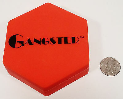 Red Color, 110ml Gangster XL Silicone Container