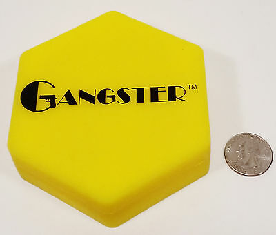 Yellow Color, 110ml Gangster XL Silicone Container