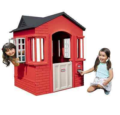 NEW Little Tikes Cape Cottage kids Play House Wendy Houses Garden Toys Childrens