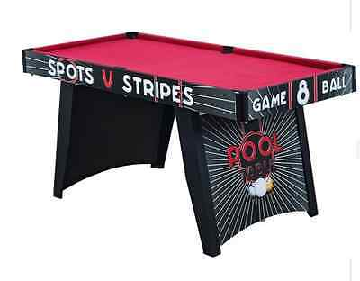 Hy-Pro 5ft Pool Table NEW Snooker Billiards Garage Ball Games Kids Toys Tables