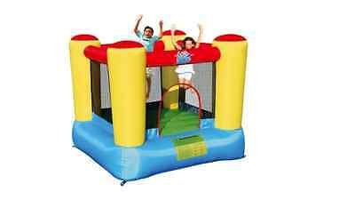 NEW Airflow Bouncy Castle Kids Outdoor Garden Toys Play Centre Fun House Party