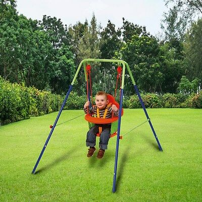 NEW Nursery Swing Toddlers Kids Garden Swings Outdoors Toys Gifts Presents Toy