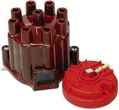 MSD 8442 Distributor Cap and Rotor Kit for Bel Air/Chevelle/Sprint/Ventura V8