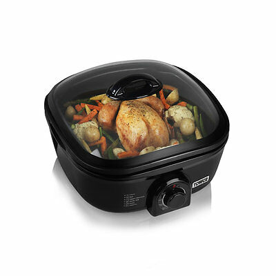 NEW 8 in 1 Multi Cooker Slow Pressure Cooker Food Steamer Electric Kitchen Timer