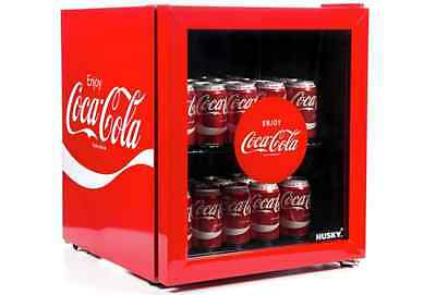 Husky Coca-Cola 46 Litre Drinks Cooler Cola Cooler Coca-Cola Drinks Cooler NEW