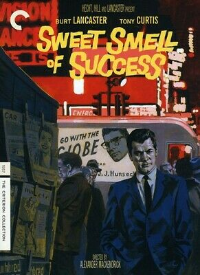 Sweet Smell of Success [Criterion Collection] [2 Discs] (2011, DVD NEW)